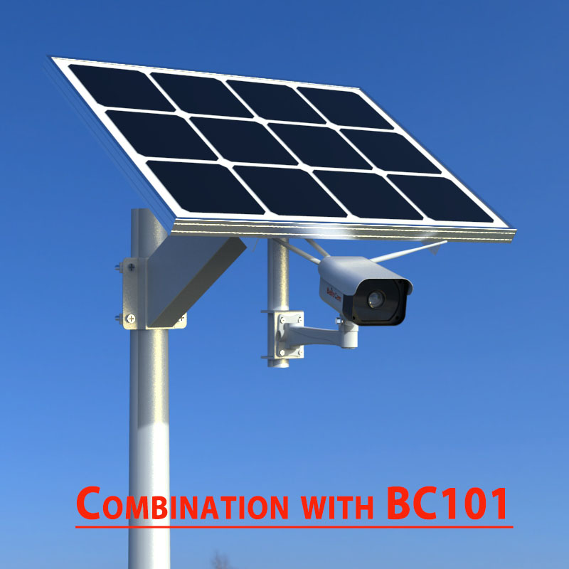 solar bracket BC40A - with BC101