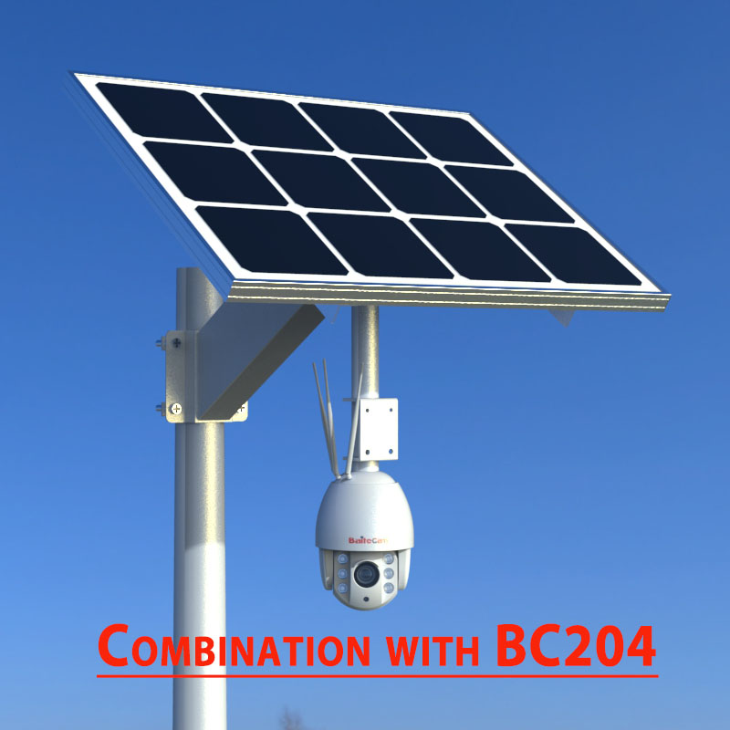 solar bracket BC40A - with BC204