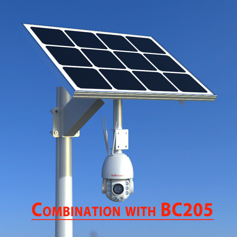 solar bracket BC40A - with BC205
