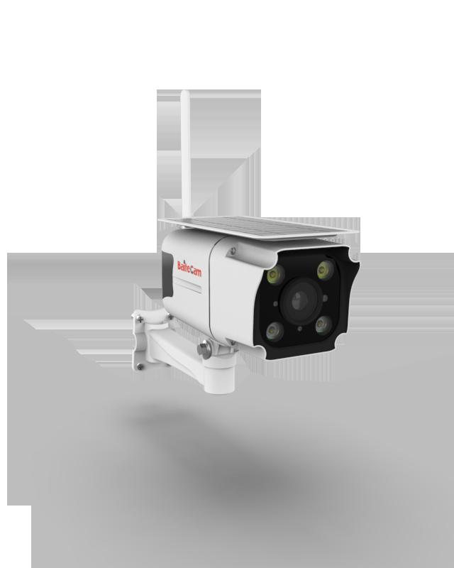 solar ip camera BC302 - thumbnail