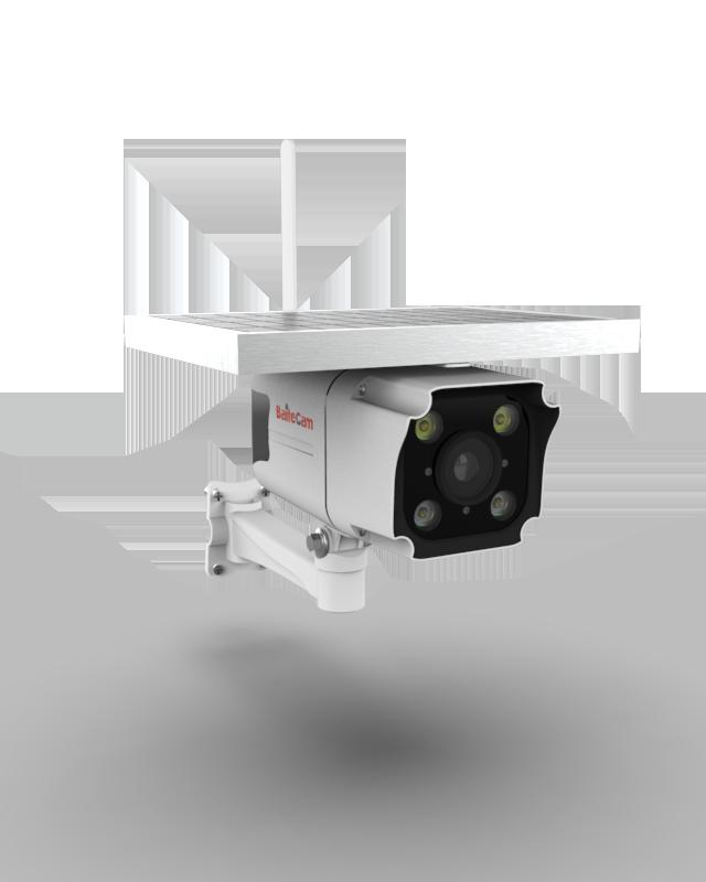 solar ip camera BC303 - thumbnail