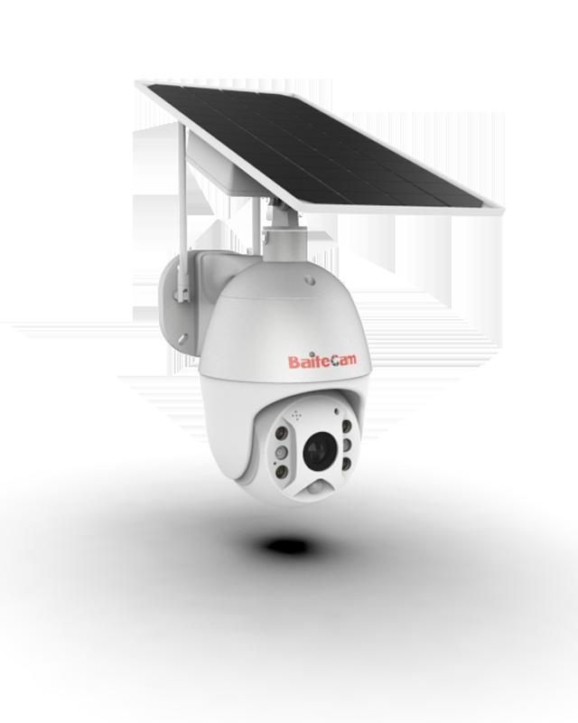 PTZ solar ip camera - BC305 - thumbnail